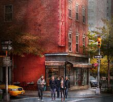 New York - Store - The old delicatessen by Mike  Savad