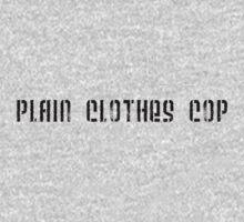 Plain clothes cop by digerati