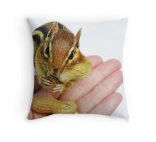 """""""Here's looking at you! ..."""" Throw Pillow"""