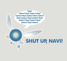 Shut up, Navi! by Casteal
