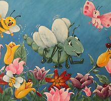 A Childs Wonder Land by Joanna Evans