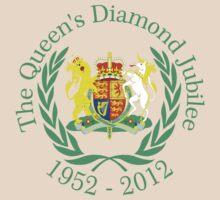 The Queen's Diamond Jubilee 1952 - 2012 by DarkVotum
