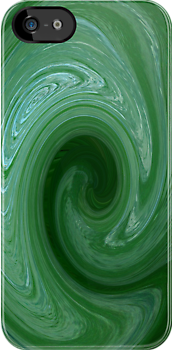 iPhone - VERDE SWIRL by Akrotiri