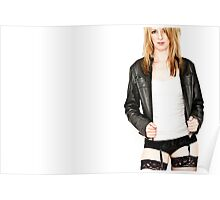 Grunge Girl 1 Poster