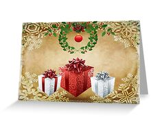 Christmas is coming... © Greeting Card