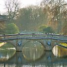 Clare College Bridge, Cambridge by sharpeimages