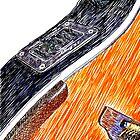 arts & design: alteração do 1982 Ovation Celebrity Glen Campbell by tiogegeca