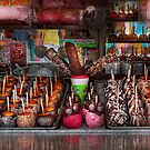 Food - Candy - Chocolate covered everything by Mike  Savad