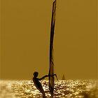 Lake Erie, OH by Kenneth Purdom