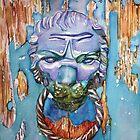 Into the Lion's Den - A Venetian Doorknocker by Christiane  Kingsley