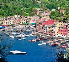 Portofino by Ray Mosteller