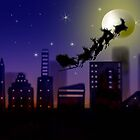 Christmas Landscape II by VIGGART