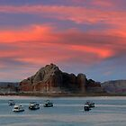 Lake Powell by Ray Chiarello