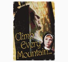 Climb Every Mountain - Sound of Music! by Renny Roccon