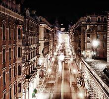 XX Settembre, Genoa by acalax
