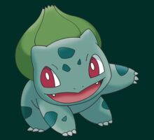 Pokemon - Bulbasaur! by Tiana Rapley