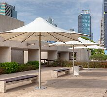 Brisbane Cultural Centre • Brisbane • Queensland by William Bullimore