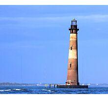 *Morris Island Lighthouse* Photographic Print