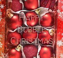 Happy Bubble Christmas  by Fiery-Fire