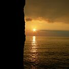 Cinque Terre Sunset by Chad M