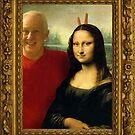 Mona and me by Matt Mawson