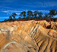 Pink Cliffs 2 - Heathcote by Hans Kawitzki