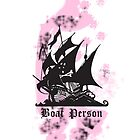 Boat Person by cainan