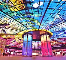 Colorful Dome by yiching