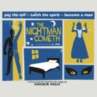 The Nightman Cometh (Horizontal) by MarkWelser