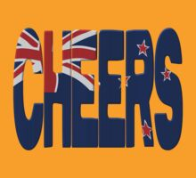 New Zealand Cheers by stuwdamdorp
