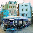 The Essence of Croatia -  Italian Cafe by Igor Shrayer