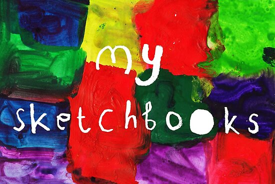 sketchbooks by nikkimiles