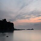 Aci Castello - Castle sunrise by cicciofarmaco