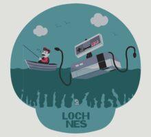 Loch NES  by Teo Zirinis