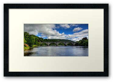 Thomas Telford's Finest Highland Bridge by Tom Gomez