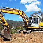 Katu HD900 Excavator by Property & Construction Photography
