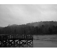 When It Rains Photographic Print