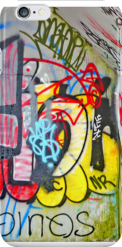 NYC Grafitti 1 by andytechie