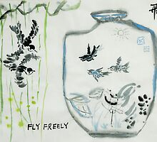 fly freely by davvi
