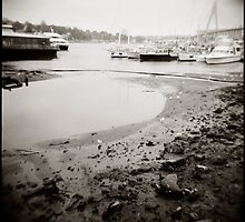 { smelly harbour } by Lucia Fischer