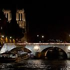 Paris by night! by Marie Moriscot