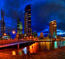 South Bank Panorama by JimmyAmerica