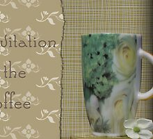 Invitation to the Coffee by RosiLorz