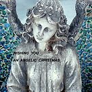 Angelic Christmas by PatChristensen