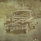 1953 Standard Vanguard by Aggpup