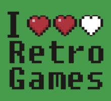I Love Retro Games! by ScottW93