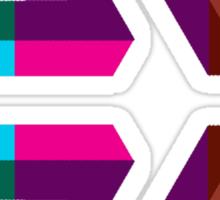 Impossible Triangles Sticker