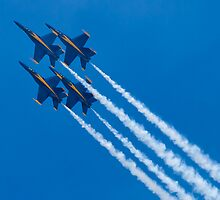 Blue Angels Diamond Loop by Henry Plumley