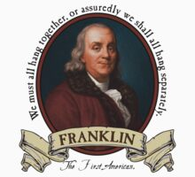 Benjamin Franklin by jeastphoto