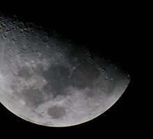 Moon by Keith Arends
